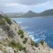 Blick auf Cala Agulla